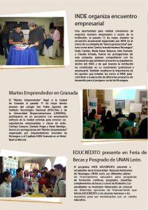 Boletín Informativo INDE Edición 123 (12)